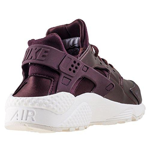 Nike Damen Lucht Huarache Run Prm Txt Gymnastikschuhe Ridgerock / Zwart / Moon Deeltje /