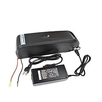 pswpower UE no Tax 36V 13 Ah Hairon Ebike bateria electrica Pack con 42V 2a Cargador Puede Trabajar en Motor de 500W (PXL-HL-36130): Amazon.es: Deportes y ...
