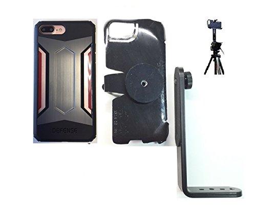 sale retailer aaf0b 484b0 Amazon.com: SlipGrip Tripod Mount For Apple iPhone 8 Plus Using X ...
