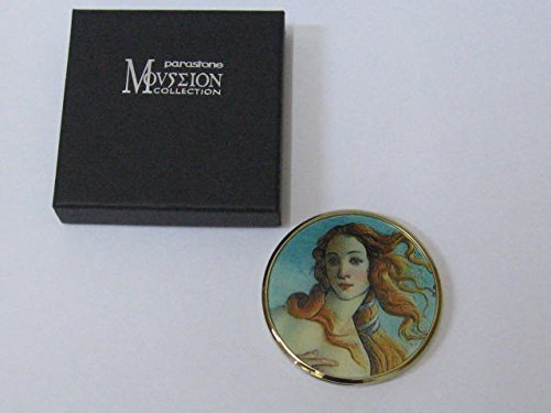 Birth of Venus Aphrodite Greek Goddess Love Pocket Handbag Mirror by Botticelli M12BO Parastone (Roman Goddess Makeup)