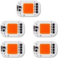 ILS - 5 piezas 50W 220V Full Spectrum