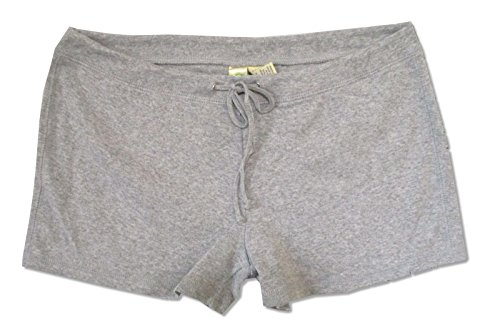 Spice Girls Star Sports Logo Grey Booty Shorts - Spice Wannabe Baby