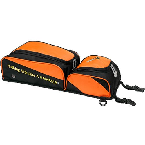 Hammer Removable Pouch, Black/Orange by Hammer