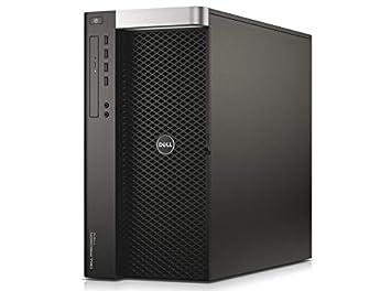 No Operating System Dell Precision T7910 Workstation 2X Intel Xeon E5-2630 V3 2.4GHz 8-Core 128GB DDR4 Quadro K2200 480GB SSD Certified Refurbished