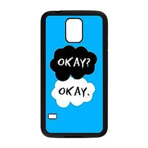 Cartoon warm dialogue Cell Phone Case for Samsung Galaxy S5