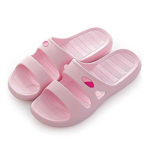 Couple amp;swimming Slippers Pink Bathroom slip 03 Anti Pool amp; Dedicated Beach amp;kate Hotel Outdoor Sandals Summer William xvSq0w1W