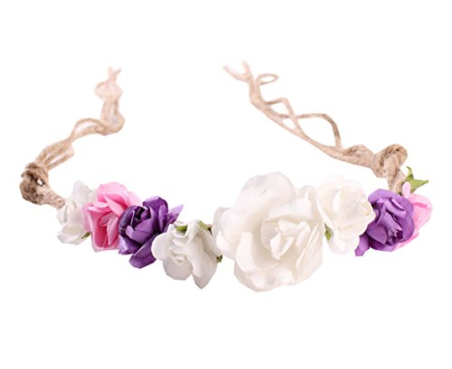 Love Sweety Flower Headband Newborn
