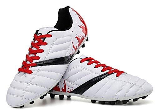 NEWZCERS - Zapatillas de atletismo de Material Sintético para mujer Weiß