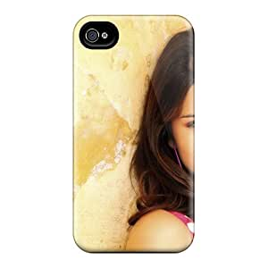 Douglasjoy2014 Scratch-free Phone Cases For Iphone 6plus- Retail Packaging - Selena Gomez 2 Hd Black Friday