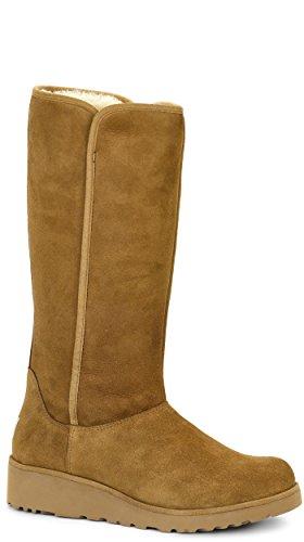 UGG Women's Kara Winter Boot - Chestnut - 12 B(M) US