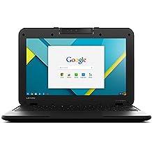 Lenovo N22 11.6-Inch Chromebook (Black, 2.16GHz N3050 CPU, 4GB RAM, 16GB SSD, Chrome OS) - Best Chromebook for School