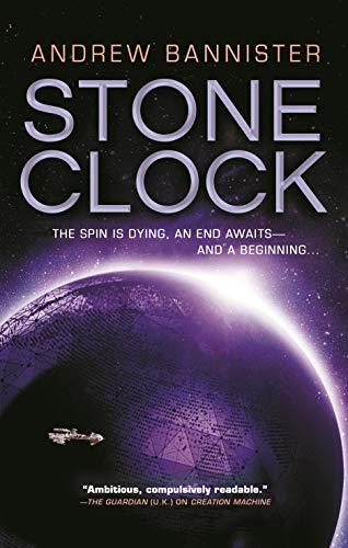 Stone Clock (Spin Trilogy Book 3)