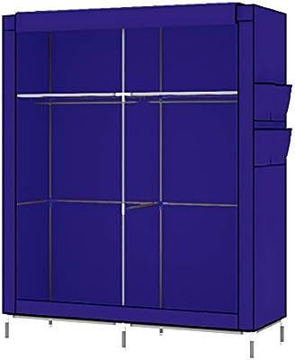 Bodyfi DIY – Compartimentos de Cierre portátiles, Zapatero y armarios, Perchas, armarios, Armario Plegable de Tela, establo: Amazon.es: Juguetes y juegos