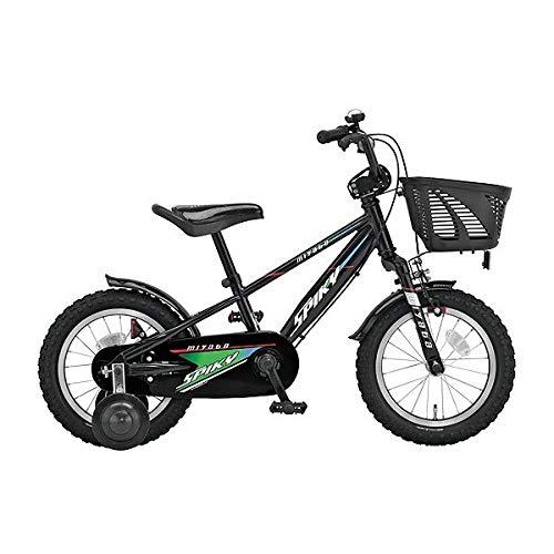 ミヤタ(MIYATA) 子供自転車 スパイキー キッズ FCK167 ブラック/ブラック ブラック/ブラック   B07P8BMB8H