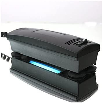 Charming 12 Volt UV Curing Lamp   6 Inch