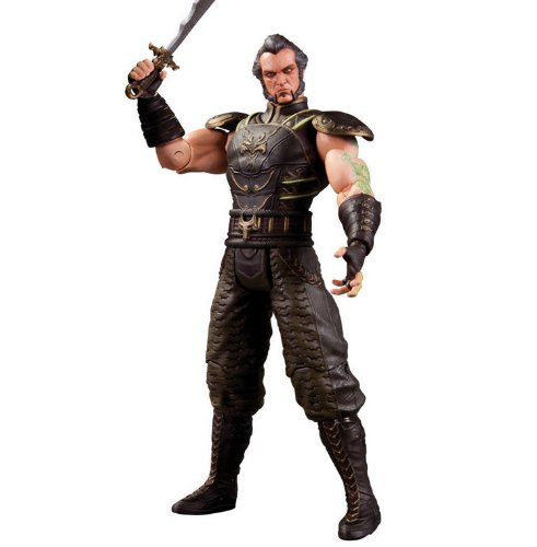 DC Collectibles Batman: Arkham City: Series 3 Ra's Al Ghul Action Figure
