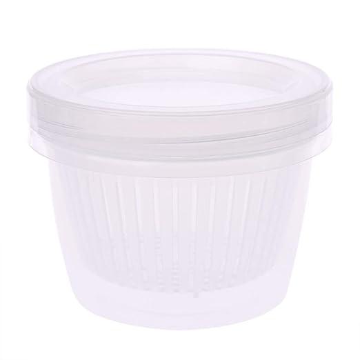 LANDUM - Caja de Almacenamiento para Cocina con desagüe Sellado ...