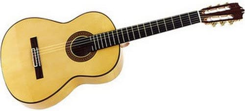 Yamaha cg171sf Flamenco Guitarra (estándar): Amazon.es ...