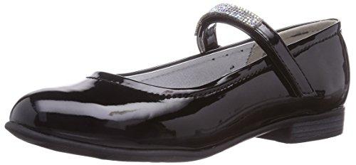 Jane Ballerinas Geschlossene black 007 Mädchen Klain 066 Schwarz patent 424 gaXqgr
