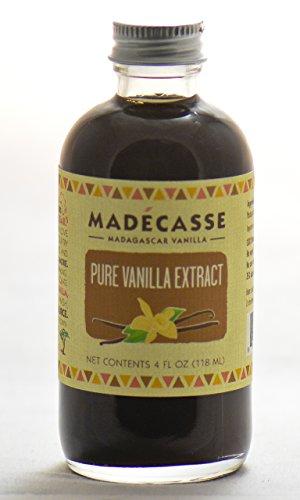 Madecasse Pure Vanilla Extract, 4 oz (2x Vanilla Extract compare prices)
