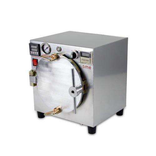 Púa para Hanheng Co.® h y H 110 V - 220 V 0-0,8 MPa Mini Autoclave de alta presión LCD OCA pegatina para quitar a máquina...