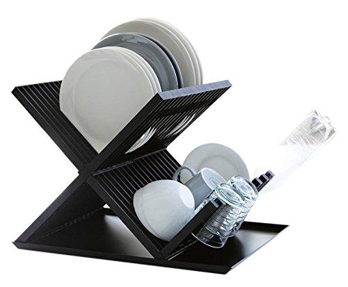 Frame Drying Dish Rack Black product image