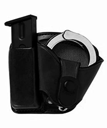 Bianchi 45 Mag/Cuff Paddle Pouch