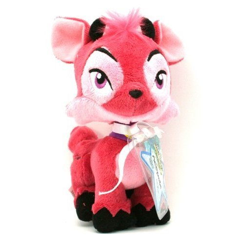 (Neopets Collector Species Series 4 Plush with Keyquest Code Red Ixi)