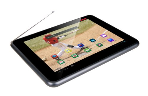 RCA DMT580DU Mobile TV 8 Inch 8GB Tablet (TV app download required) by RCA (Image #10)