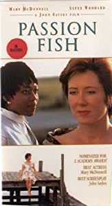 Passion fish vhs mary mcdonnell alfre for Passion fish movie