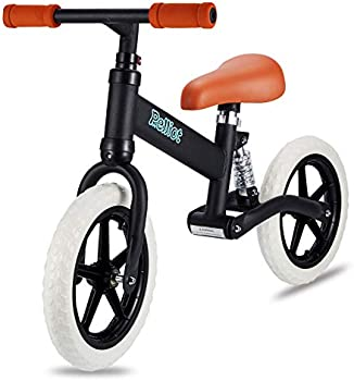 Pelliott Balance 12 Wheels Light Weight No-Pedal Toddlers Walking Bicycle
