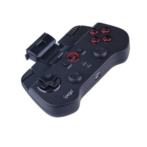 iPEGA PG-9017S Wireless Bluetooth Game Controller, Black - Android