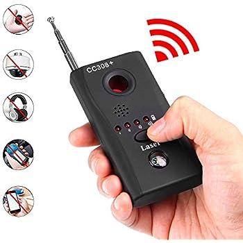 Amazon.com: Detector de cámara oculta: buscador de espías ...