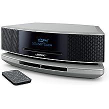 Sistema de música IV Wave Bose, color Plata platinado Platino (Platinum Silver)