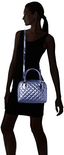 blue Blue Mujer Borse Azul Chicca De 8847 Bolso Hombro naOqW8B06