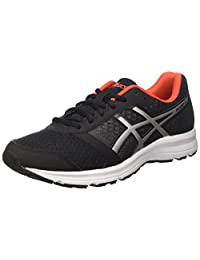 Asics 2017 Patriot 8 Lightweight Mens Breathable Running Shoes Sports Trainers