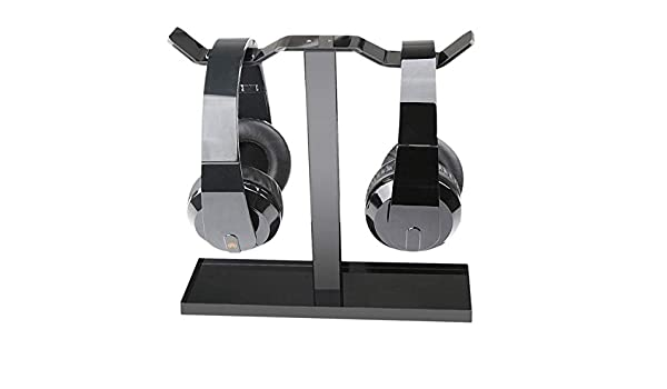 Headphone Display Stand Headset Holder Earphone Bracket Hanger Rack Cradle
