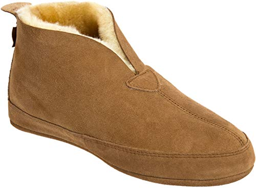 Men's Leo Soft-Sole Australian Sheepskin Slippers