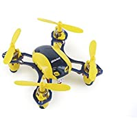 UDI RC U840 2.4G 6-Channel Nano Quadcopter w/ Bonus Battery (extra play time) - Yellow