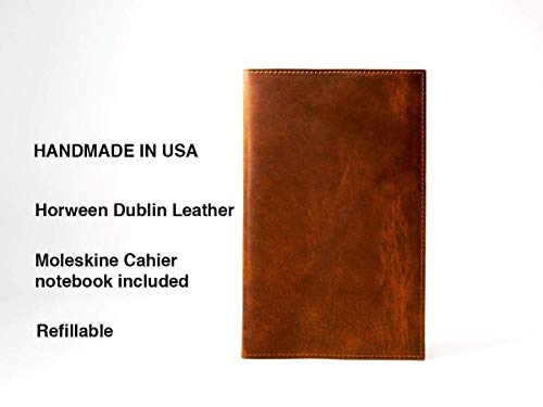 Buy leather moleskine cover