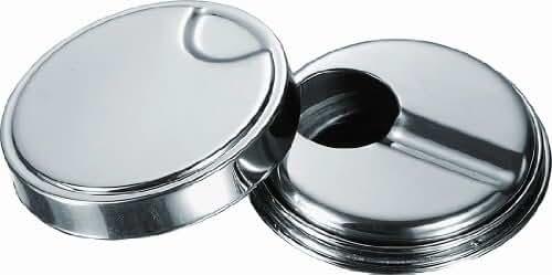 Visol Rodney Stainless Steel Cigarette Pocket Ashtray