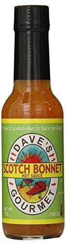 (Dave's Gourmet Sauce, Scotch Bonnet, 5 Ounce)