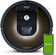 iRobot Roomba 981 Robot Aspirador - Conexión Wi-Fi
