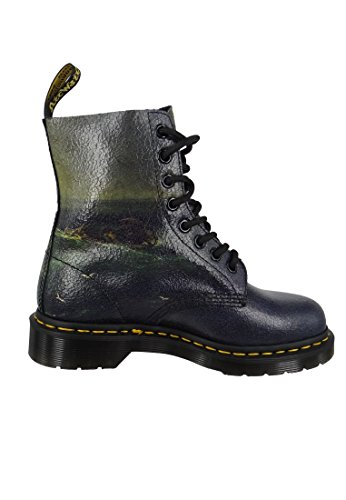 Dr. Martens 1f66 23592102, Bottines de Ville Mixte Adulte, Fischermen At Sea Multicolore