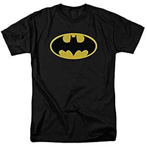 Bioworld Men's Batman Classic Logo T-Shirt at Gotham City Store