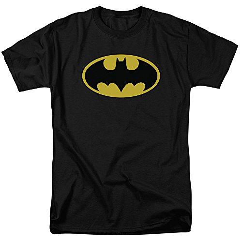 Bioworld Men's Batman Classic Logo T-Shirt at Gotham City Store