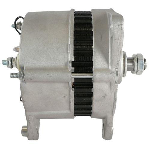 DB Electrical ALU0037 New Alternator For Jcb Backhoe Loader 714/26100 714/26100R, Perkins 1000-6, 1004-4, 903-27 Marine 1992-2006 IA0810 MG212 112722 400-30013 400-30027 714/26100 714/26100R 2871A160