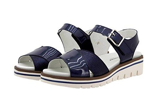 Confortables À Femme Confort Cuir Sandales 1778 Chaussure Piesanto Semelle En Marino Amovible Amples xUv4ncxZWq