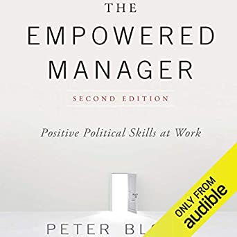 Amazon com: The Empowered Manager, Second Edition: Positive