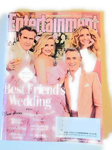 Entertainment WEEKLY Magazine February 15-22, 2019 MY BEST FRIEND'S WEDDING, Rupert Everett, Cameron Diaz, Dermot Mulroney, Julia Roberts